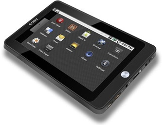 Tablet coby