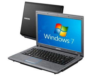 Notebook Samsung r430
